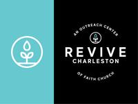 Revive Charleston Logo
