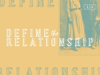 Define the Relationship Series