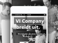 VI Company breidt uit.