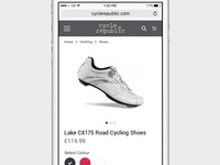 CR - Product Page (Mobile)