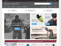 Cycle Republic Web