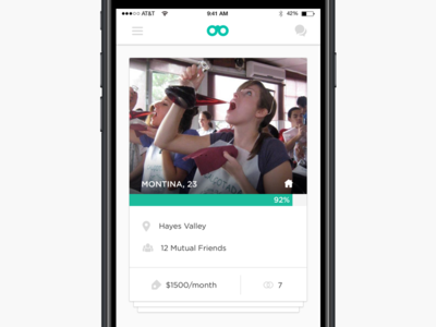 Seek - Find the perfect roommate