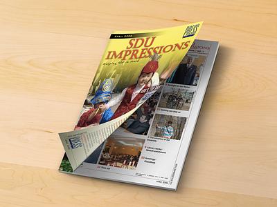 SDU Impressions magazine director art designers team design press-club pressclub club press impressions sdu