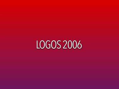 Logos 2006 icons icon identity branding brand 2006 logofolio logo