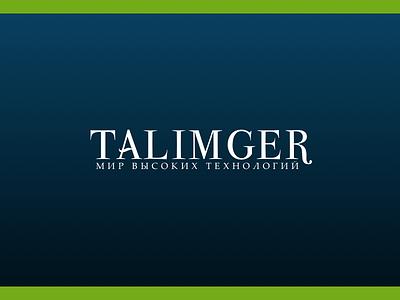 Talimger counselor design logo technology high world tutor curator mentor talimger