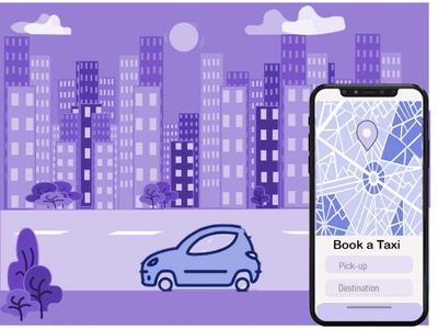 New Concept of Taxi booking app for 2021 uber uber design uber clone uberapps uxuidesign onlineapp appdeveloper uidesign ondemand mobileapp appdesign uxdesign taxi booking app taxi app