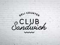 Logo for Deli Counter Club Sandwich