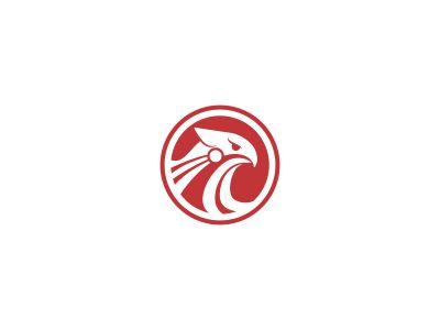 Horus illustration icon mascot logo eagle horus