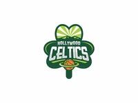 Hollywood Celtics Dribbble