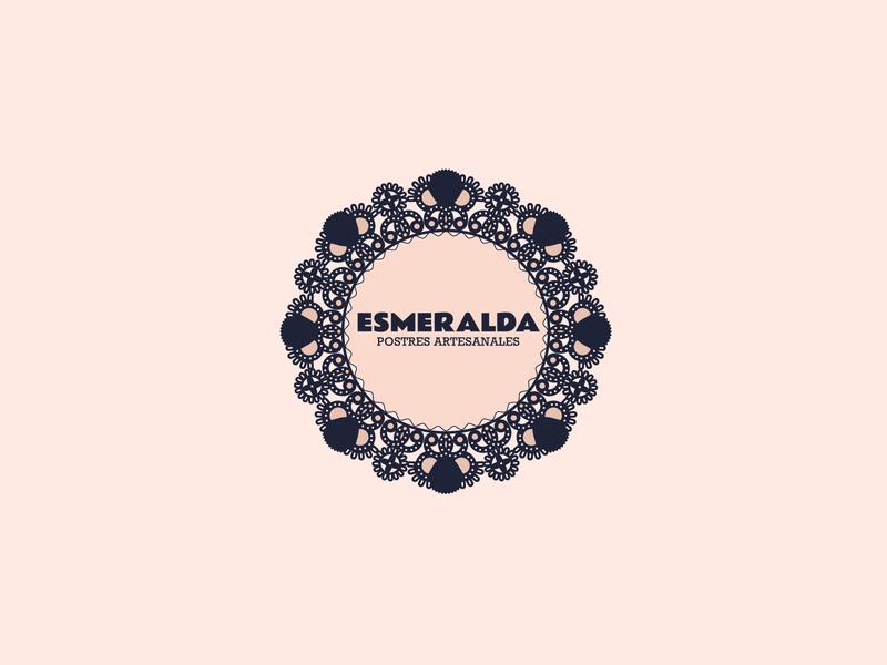 Esmeralda Bakery / Logo