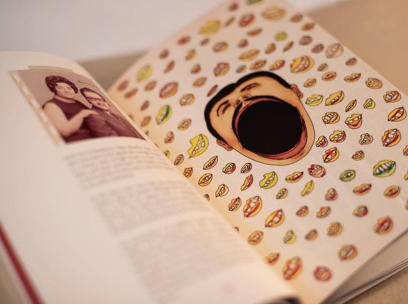 Las Mujeres de Guzmán/Editorial & Illustration Design