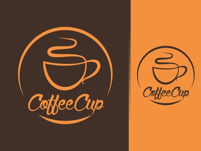 Coffee Cup - Logo Design