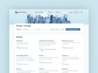 Wonenbreburg - Redesign