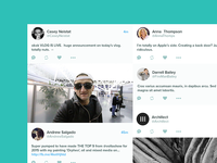 Twitter: Redesign o' Timeline