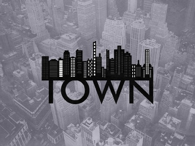 Town town visual identity vector logodesigner logodesign logo illustration graphicdesigner freelancer design branding brandidentity