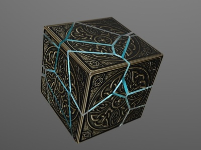 Magical Game -Cube creative digital illustration illustration design illustration art illustration digital illustraion motiondesign design art c4dart c4d cinema 4d cinema4d game design game art digital art digitalart digital design motion design illustration