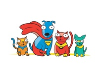 Nashville Humane Society - Super Pets!