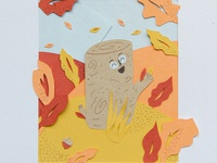 Sept. Paper Cut