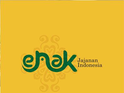 """ENAK"" Indonesia food traditional"