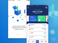 MoneyRebel Crypto Wallet