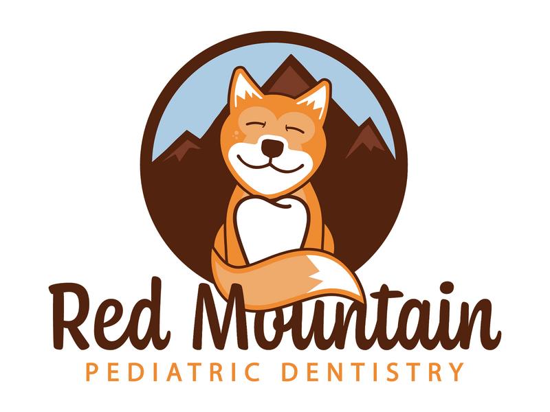 Red Mountain Pediatric Dentistry Logo