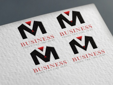 M for Business Logo