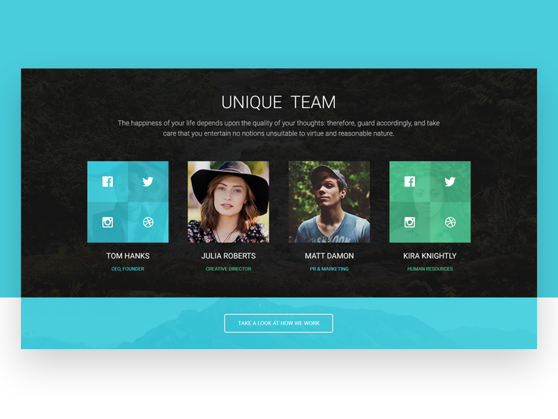 Our Team by Egor Gorev | Dribbble | Dribbble