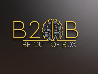 Logo: Be out of the Box logodesign logotype logo