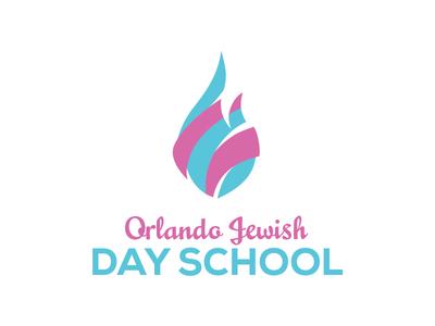 Orlando Jewish Day School Logo Concept