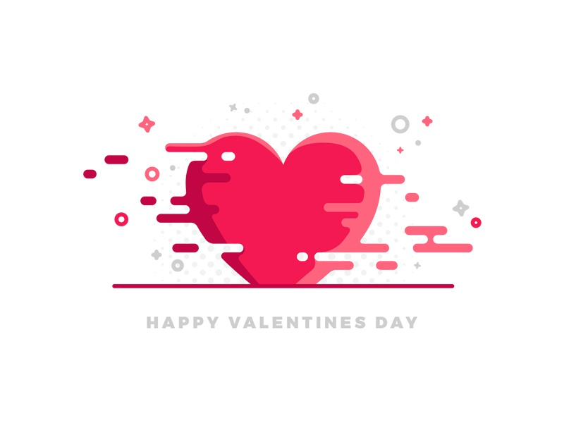 Happy Valentine's Day love day heart valentines
