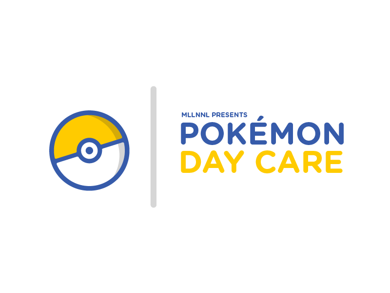 Pokemon Day Care Service up level game app service pokemon mllnnl