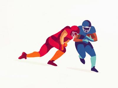 Tackle illustrations grunge hit football helmet tackle nfl
