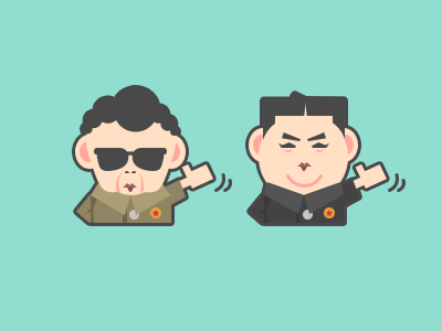Two fat men