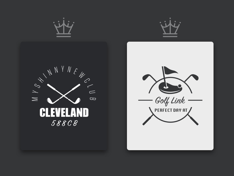 Golf- Graphic Design