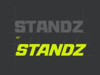 Standz Logo Design