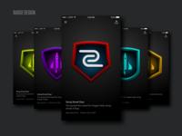 ZEPP App - Badge design
