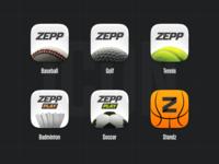 Zepp App Icon Design