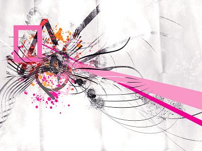 Blows To The Mind design abstract illustrator colorful 3d vector art digital illustration digital art illustration