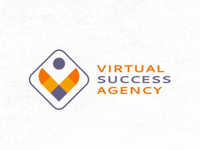 Virtual Success Agency | SEO Service Provider best dribbble shot branding brand logo design logoinspirations logo design professional logo company seo agency in bangalore agency logo agency seo services seo company seo agency virtual