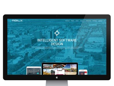 Agilx Website