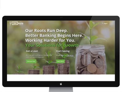 Community Banking Website