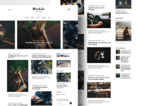 Moustache | Blog & Magazine Theme
