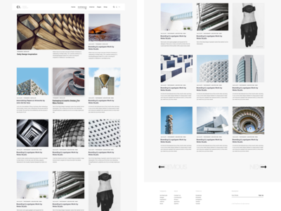 WordPress Magazine | Homepage Grid v1 blog theme envato themeforest pixelthrone freelance minimal clean homepage magazine wordpress website