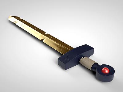 Scarlet from Adventure Time adventure time props concept design 3d modeling 3d artist 3d art