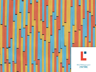 [10/100] Collage stripes pattern bars the100dayproject2019 stripepattern lines geometric design abstract paper collage papercut patternoftheday staycreative pattern surfacepattern patterndesign 100dayproject the100dayproject 100dayofpattern