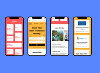Career Page - Mobile