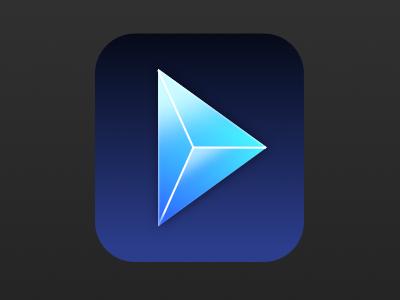 Televised recreated in Sketchapp - Free sketch file televised rebound robocat michaelflaup sketchapp sketch app icon dark