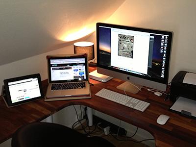My Desktop desktop