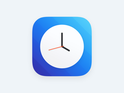 World Time - App icon