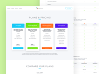 Plans & Pricing Page
